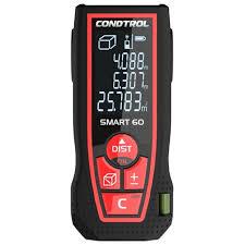 <b>Лазерный дальномер Condtrol SMART</b> 60 - купить , скидки, цена ...