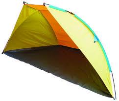 <b>Тент пляжный Jungle Camp</b> Caribbean Beach Желтый/оранжевый