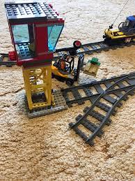 Обзор от покупателя на <b>Конструктор LEGO</b>® <b>City</b> Trains 60198 ...