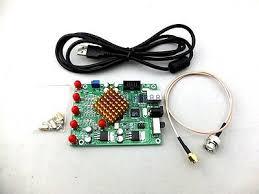 <b>AD9854</b> 100Mhz Sine Wave DDS Signal Generator + PC Software ...