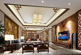 chinese living room decoration with nostalgic elements chinese living room decor