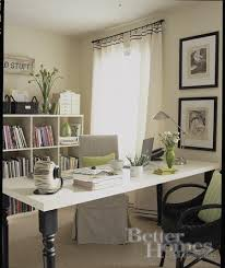 view full size almost shabby chic white chic home office white