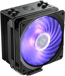 Cooler Master Hyper 212 RGB Black Edition CPU Air ... - Amazon.com