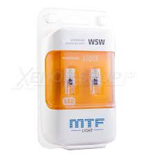 Светодиодные <b>лампы</b> W5W <b>MTF</b>-<b>Light VEGA</b> T10 4000K (МТФ ...