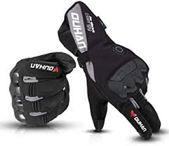 Heated Motorcycle Gloves - Amazon.ca