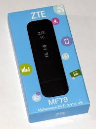 <b>4G</b>-<b>модем ZTE</b> MF79 и сим-карта Yota для роутеров - Обзоры ...