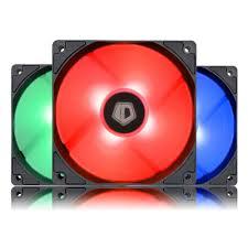 <b>Вентилятор</b> для корпуса <b>ID</b>-<b>Cooling XF</b>-<b>12025</b>-<b>RGB</b>-<b>TRIO</b> RGB PWM