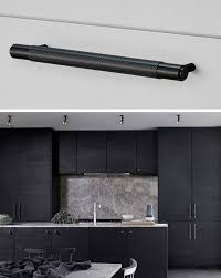 Kitchen Hardware 8 Kitchen Cabinet Hardware Ideas For Your Home Contemporist