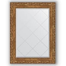 <b>Зеркало в багетной раме</b> Evoform старый гипс 95x120 см