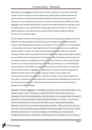macbeth essay   year  hsc   english  advanced    thinkswapmacbeth essay