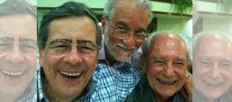 Resultado de imagem para emiliano josé e Paulo Henrique Amorim