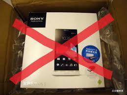 不要買Sony Xperia S 的理由@ 三分鐘熱度:: 痞客邦PIXNET ::