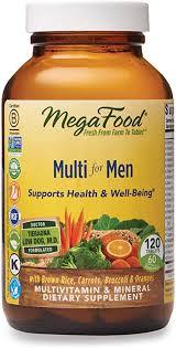 MegaFood, Multi for Men, Supports Optimal Health ... - Amazon.com