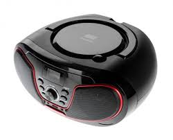 Аудиомагнитофон <b>Hyundai H-PCD180 Чёрно-красный</b> купить ...