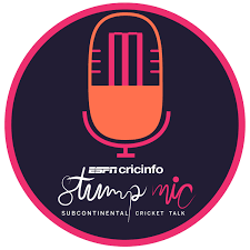 ESPNcricinfo Stump Mic Podcast