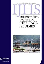 <b>Making</b> heritage at the <b>Cannes</b> Film Festival: International Journal of ...