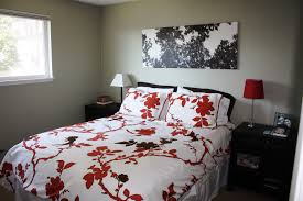 bedroom decorating ideas with ikea bed sheet stunning bedroom decoration with white and red floral bedroom stunning ikea beds