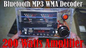 How To Make <b>Amplifier</b> 200 Watts Board Class D <b>TDA7498</b> and ...