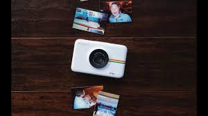 Обзор <b>фотоаппарата Polaroid Snap</b> Camera и принтера фоток ...