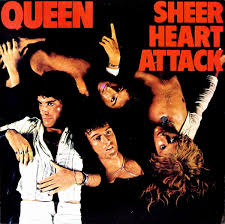 <b>Queen</b> - <b>Sheer Heart</b> Attack (1975, Vinyl) | Discogs