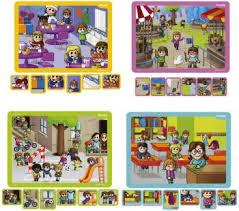 <b>Настольные игры</b> для детей <b>Miniland</b> (миниленд) — купить ...
