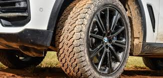 BMW X5 to run on <b>General Tire Grabber AT3</b> tires | Tire Technology ...