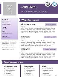 purple curriculum vitae template for powerpointpurple cv template for powerpoint   slide