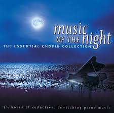 Various Artists: Music of the Night: The Essential <b>Chopin</b> Collection ...