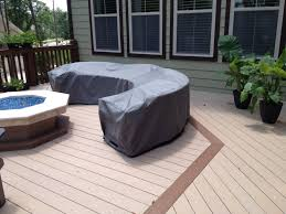 Decor Of Custom Patio Furniture Covers Outdoor Sectional Suggestion