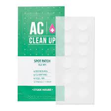 [ETUDE HOUSE] AC CLEAN UP Spot <b>Patch 1pcs</b> (12 <b>Patches</b> ...