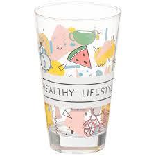 <b>Стакан стеклянный</b> Pasabahce Healthy Lifestyle 42877SLBD1 ...