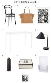 1000 images about home offices libraries on pinterest home office offices and desks black white home office cococozy 5