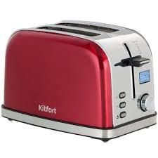 <b>Тостер Kitfort</b> КТ-<b>2036</b>-<b>1</b> - отзывы покупателей, владельцев в ...
