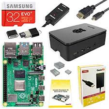 CanaKit Raspberry Pi 4 4GB Starter Kit - 4GB RAM ... - Amazon.com