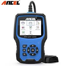<b>ANCEL BM700 OBD2 Automotive</b> Scanner Full System Enhanced ...