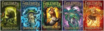 Fablehaven Series (Books 1 - 5) - Brandon Mull