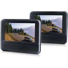 rca dual screen dvd player com rca 7 dual screen dvd player