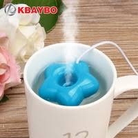 <b>KBAYBO</b> Hot Mini <b>USB</b> Air Humidifier Donuts Purifier portable ...