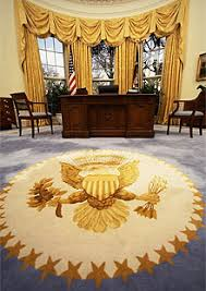 new oval office rug made in america npr bill clinton oval office rug