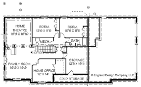 Awesome Home Plans With Basements   Ranch House Floor Plans With    Awesome Home Plans With Basements   Ranch House Floor Plans With Basement