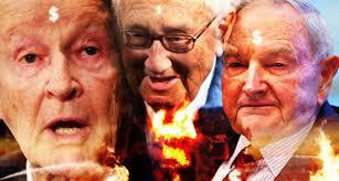 Image result for Kissinger and Brzezinski CARTOON