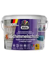 «<b>Краска</b> дисперсионная <b>DUFA</b> Schimmelchutz для внутренних ...