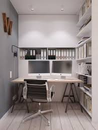 russian architecture firm int2 decked out this apartment in a clean but not exactly minimalist aesthetic basement office setup 3 primary