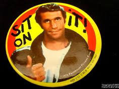Image result for the gay fonz ayyy