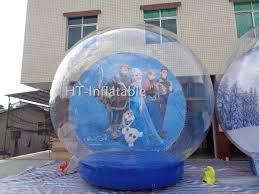 <b>Free</b> Door <b>Shipping</b> Airblown Inflatable Snow Globe <b>3m Diameter</b> ...