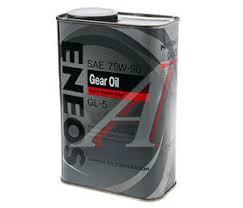 <b>Масло трансмиссионное GEAR</b> GL-5 75W90 0.94 л <b>ENEOS</b>