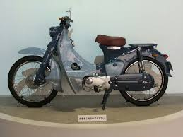 Honda Super Cub - Wikipedia