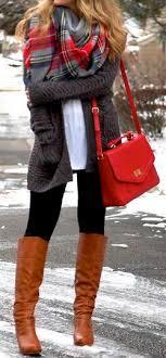 16 Amazing <b>Winter</b> Outfit Ideas You'll Love   <b>Winter fashion</b>, Fall ...