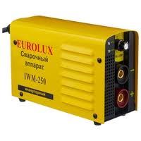 <b>Сварочный аппарат</b> Eurolux <b>IWM-250</b> (MMA) — Сварочные ...
