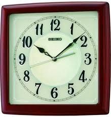 <b>Настенные часы Seiko</b> Clock <b>QXA687BN</b>. Купить выгодно ...